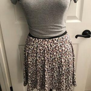 Wet seal cute mini summer skirt